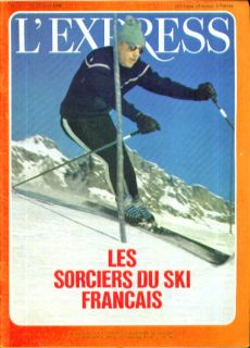 Express Jean Claude Killy 9 15 1966