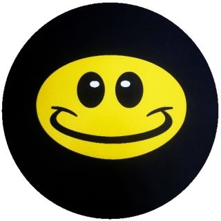 ™→wild Smiley Jeep Spare Tire Cover Trailer SUVs RVS
