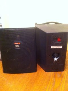 JBL Control 25 Compact Speakers