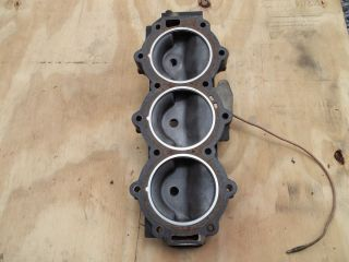 Force Outboard Cylinder Head 70 HP Freshwater Use Only