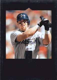Jeff Bagwell 1997 Donruss Elite Card 17 CX610