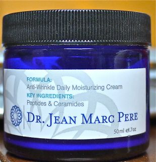 Dr Jean Marc Pere Anti Wrinkle Daily Moisturizing Cream