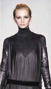 517 BCBG Max Azria Black Studded Lace Mini Dress S