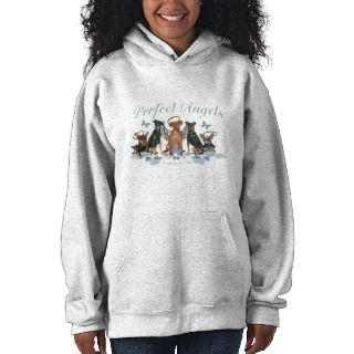 Miniature Pinscher Perfect Angel Apparel Sweatshirt