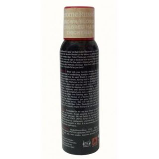 Jerome Russell Spray on Hair Color Thickener Brown Blonde Thinning