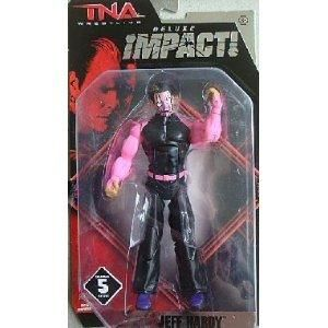 Jeff Hardy TNA Wrestling Jakks Series 5 Action Figure