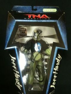 Jeff Hardy TNA WWE Glow In The Dark Limited Edition Action Figure