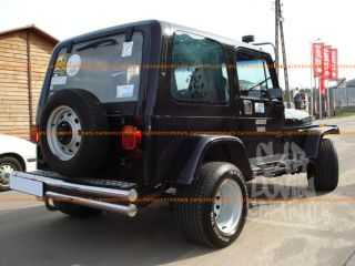 Kit 4 Parafanghi Jeep Wrangler YJ 1987 1996