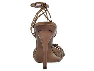 Jessica Bennett Womens Shoes Bronze Heels 10 5 $130