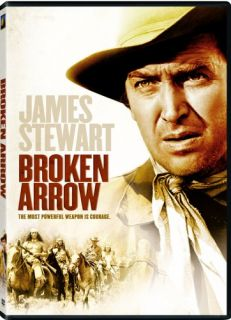 Broken Arrow New SEALED DVD James Stewart