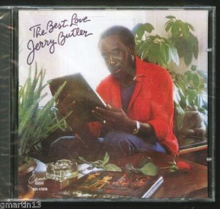 Jerry Butler The Best Love 1980 New CD