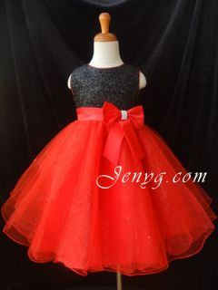 Princess Dress for Flower Girl Halloween Christmas Party Ball Holiday