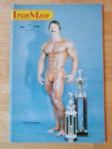 Bodybuilding Muscle Magazine Jesse Gautreaux Ed Zajac 3 82