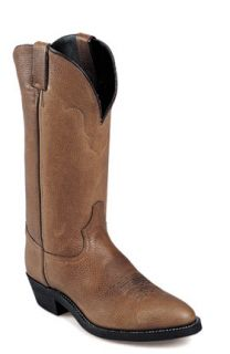 Tony Lama Mens Brown Western Boot VM7001