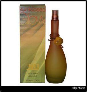 Sunkissed Glow Jennifer Lopez JLO 3 4 oz Perfume SEALED