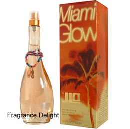 Brand New Miami Glow Jennifer Lopez Women Perfume 3 4 oz 100ml Sealed