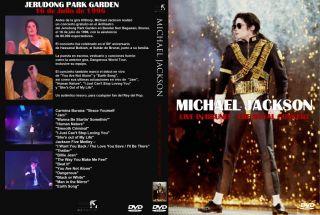 Michael Jackson Definite Collection 6 DVDs Bad Thriller