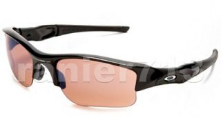 New Oakley Flak Jacket XLJ Sunglasses Jet Black G30