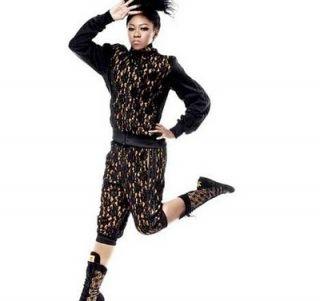 Jeremy Scott Adidas Laced Lace Track Suit Jacket Pants