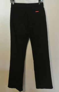 NYDJ Tummy Tuck Black Sarah Classic Bootcut not Your Daughters Jeans 6