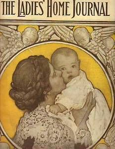 1904 Ladies Home Journal Oct Jessie Willcox Smith
