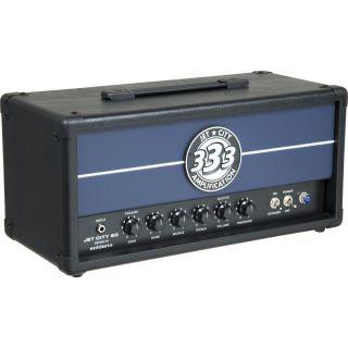 Jet City JCA20H 20W Guitar Tube Amplifier Amp Head with Full EQ