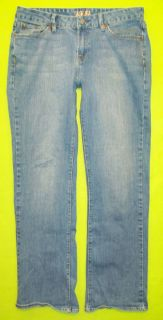 Bitten by Sarah Jessica P Sz 10 Womens Blue Jeans Denim Pants Stretch