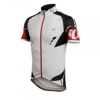 New Pearl Izumi Mens Pro P R O Leader Jersey White Black Size XX Large