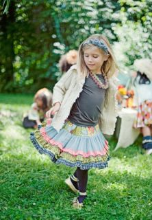 Matilda Jane Field Trip Jesse Skirt New Twirl 18M 2