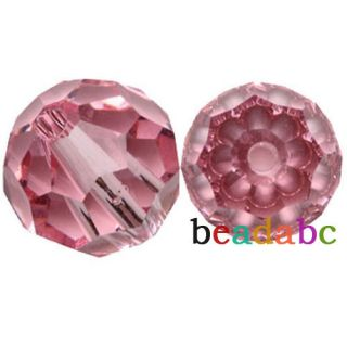 Round 5000 for Swarovski Crystal Beads New Loose Beads Jewelry
