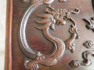 Wooden Jewelry Box Thailand Satin Lining Mirror Brass Clasp