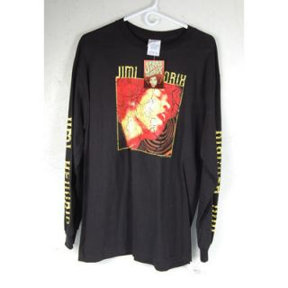 Jimi Hendrix Electric Ladyland ODM Long Sleeve T Shirt Mens Large NWT