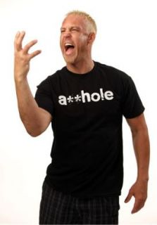 Official TNA Wrestling Mr Anderson A Hole T Shirt