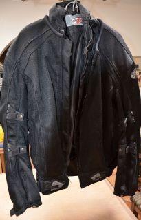 Joe Rocket Mesh Jacket with Armour Size XL