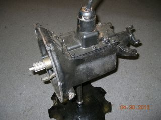 Ford Flathead 3 Speed spd trans Transmission 39 Case Open Drive Hot