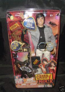 2008 Disney Singing Joe Jonas Camp Rock Doll BNIB