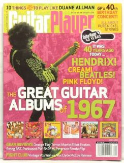 Greatest Albums of 1967 Jimi Hendrix The Who Beatles RARE