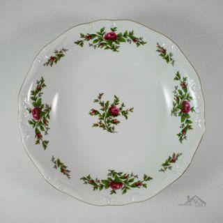 Johann Haviland Traditions China Moss Rose Soup Bowl