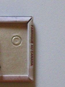 Def Leppard Joe Elliott Vtg 80s Square Pin Pinback Promo Button Badge