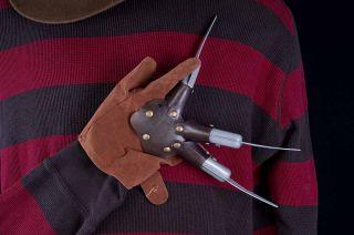 Nightmare on Elm Street Freddy Krueger Halloween Custom Costume XL