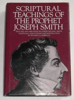 Teachings of The Prophet Joseph Smith LDS Mormon Book