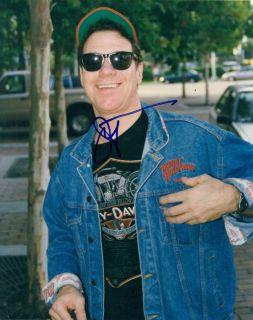 Autographed Joe Piscopo Pose Saturday Night Live