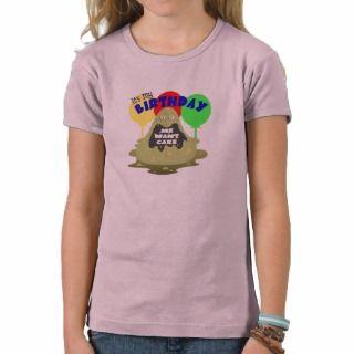 Kids Monster Birthday Tee Shirts