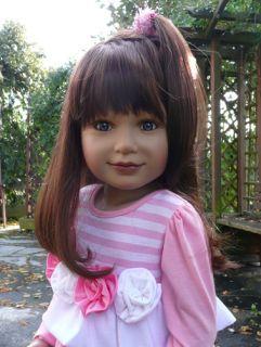 Masterpiece Dolls Johanna Brunette 38 Preorder Ships in February