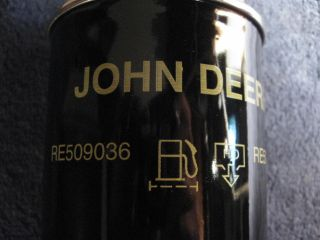 New John Deere Fuel Filter RE509036