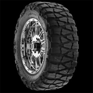 New 35x12 50R18LT E123Q Nitto Mud Grappler Tires