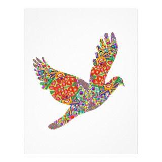 Lucky ANGEL Bird   Perfect Goodluck GIFT Customized Letterhead