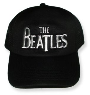 Logo Embroidered Cap or Hat John Lennon Paul McCartney Ringo Starr