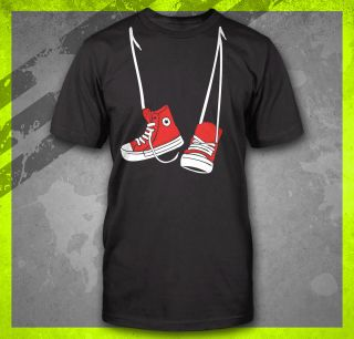 Step Brothers Dale John C Reilly Funny Movie Converse Shoes Around Tee