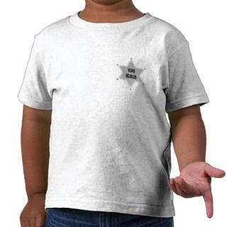 Marshal Badge T Shirt